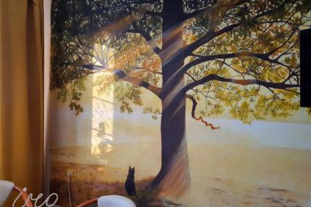 роспись стен на заказ